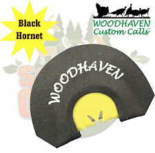 Woodhaven Black Hornet Mouth Turkey Mouth Diaphragm Diaphram Call WH102