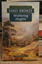 Wuthering Heights by Emily Bronte (Paperback, 1992)