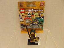 Lego #71001 Lego Minifigures Series 10 #4 Woman Warrior Mint 2013!