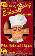 """VHS - neu & ovp - """" Vater, Mutter und 9 ( neun ) Kinder """" (1958) - Heinz Erhardt"""