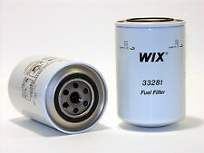 3281 Napa Gold Fuel Filter(33281 WIX)Fits Hesston Fiat Tractor,Iveco,New Holland