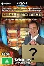 DEAL OR NO DEAL #  AS NEW  (AUSSIE SELLER) ALL REGION'S