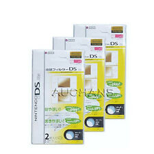 3PCS LCD Screen Protector Film For NDSL NINTENDO DS LITE NDSL