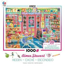 CEACO AIMEE STEWART HIDDEN IMAGES PUZZLE IN THE CAKE SHOP 1000 PCS #3386-3