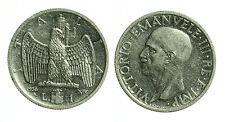 pci0324) Regno Vittorio Emanuele III Lira 1 Impero 1936