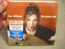 SEALED RARE B&N EXCLUSIVE Dar Williams CD My Better Self PINK FLOYD Neil Young !