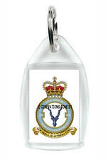 ROYAL AIR FORCE 60 REGIMENT SQUADRON KEY RING (ACRYLIC)