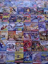 80 X COMMANDO FOR ACTION AND ADVENTURE,GOLD ETC,WAR COMICS,JOB LOT COLLECTION,