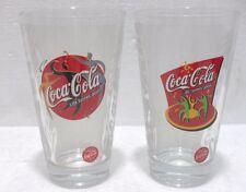 Coca-Cola - 2 Bicchieri LIFE TASTE GOOD - 300 cl.-h 13 diam. 8