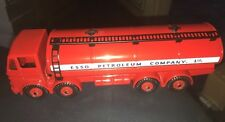 Atlas Edition Dinky Supertoys Leylan Octopus Esso Tanker, Certificate & Pin