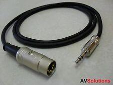 Estaciones / mp3/pc/tv a naim/quad Cable Aux (7 Mtrs, calidad de estudio)