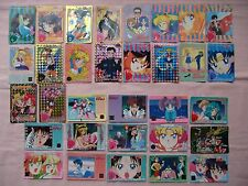 Sailor moon Carddass Revival collection BANDAI   Trading cards all 32  part 2