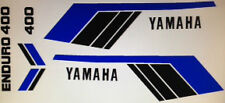YAMAHA DT400MX PAINTWORK DECAL SET 6