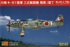 RS Models 1/72 Ki-61-I Tei IJA Type. 3 fighter Hien 'Tony' # 92145