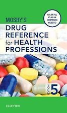 Mosby's Drug Reference for Health Professions, 5e, Mosby, Good Book
