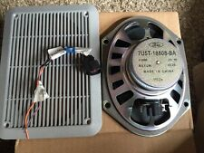 Ford 6 x 8 speaker 7U5T-18808-BA w/ grill and pigtail New on Shelf