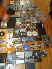 LOT OF 156 NAVIGATION DISCS DVD CD MERCEDES BENTLEY GM FORD BMW DISC MAZDA CADDY