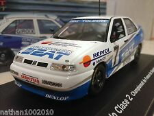 #7 1993 Seat Toledo Clase 2 Giroix France Supertouris Diecast Model Car 1/43 IXO