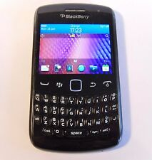 BlackBerry Curve 9360 - Black (Unlocked) Smartphone Mobile QWERTY Keyboard