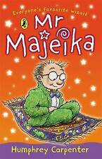 Mr Majeika, Humphrey Carpenter, New Book