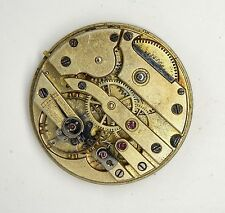SWISS LEVER HIGH GRADE FOB WATCH MOVEMENT S270