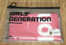GIRLS' GENERATION SMTOWN WEEK SM OFFICIAL GOODS SLOGAN TOWEL NEW