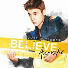 JUSTIN BIEBER / BELIEVE ACOUSTIC - CD 2013 * NEW & SEALED * NEU *