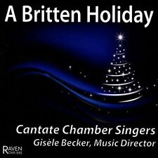 A Britten Holiday (CD, Jan-2014, Raven Records)