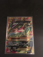 Pokemon XY Ancient Origins Mega M RAYQUAZA ex 98/98 Ultra Rare