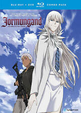 Jormungand: The Complete First Series  Blu-ray/DVD Combo  2014 by Funimation