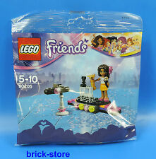 LEGO® SET 30205 /  Friends Popstar / roter Teppisch