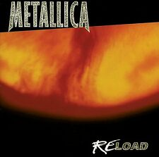Metallica - Reload- New 180g Vinyl Double LP