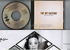 THE HIT FACTORY~PWL NON STOP ALBUM Kylie Minogue,S.Fox,Donovan 29B2-60 w/INSERT