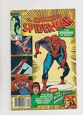 Amazing Spider-Man #259 - Return Of The Red Suit! Hobgoblin - (Grade 8.0) 1984