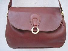 """AUTHENTIQUE sac à main  cuir """"ZENITH""""  (T)BEG  bag vintage à saisir"""