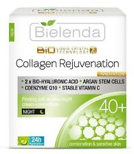 BIELENDA Collagen Rejuvenation Firming Cream Concentrate 40+ Night Anti Wrinkle