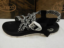 CHACO WOMENS SANDALS ZX/1 CLASSIC ORAGAMI BLACK SIZE 7
