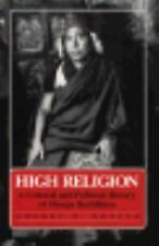High Religion: A Cultural and Political History of Sherpa Buddhism by Ortner, S