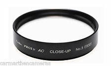 Kenko 58mm Close-up Lens Filter -Turn a normal lens into Macro one