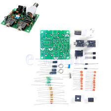 DIY RADIO 40M CW Shortwave Transmitter QRP Pixie Kit Receiver 7.023-7.026MHz K6
