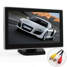 5 Inch TFT-LCD Digital Car Rear View Monitor LCD Display Camera Kit with Stand