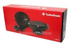 "Rockford Fosgate P165-SI 120 W 6.5"" 2-Way Component Speaker System 6-1/2"" New"