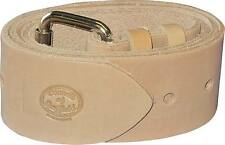 Connell Of Sheffield Premium Scaffolders Leather Tool Work Belt - Made In The UK