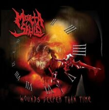 MORTA SKULD - WOUNDS DEEPER THAN TIME   CD NEW+