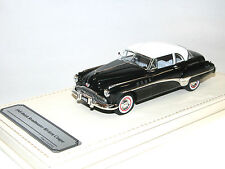 TSM Model, 1949 Buick Roadmaster Riviera Coupe, Black, 1/43