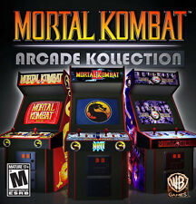 Mortal Kombat Arcade Kollection Steam (disscontinued, for collectors)