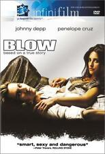 Blow  DVD Johnny Depp, Penélope Cruz, Franka Potente, Rachel Griffiths, Paul Reu