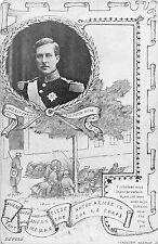 Albert I of Belgium, Soldaten, Soldats, Notre Armee... Patriotic Card
