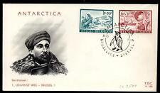 BELGIUM - BELGIO - 1966 - BUSTA - Spedizioni antartiche