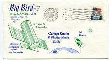 1973 Big Bird-7 Samos 96 Titan 3D Surveys Russian Chinese Missile Fields USA SAT